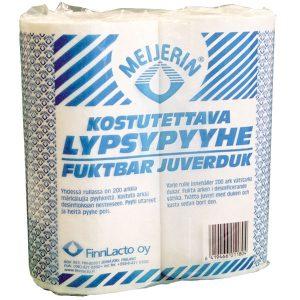 Dry udder paper