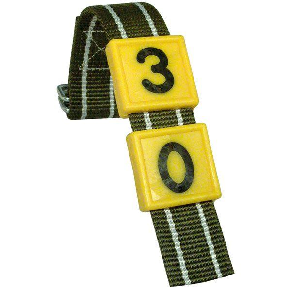 Numerolaatat 0-9