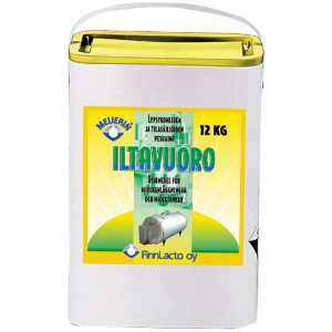 ILTAVUORO powder detergent for milk pipe lines