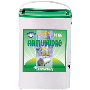 AAMUVUORO powder detergent for milk pipe line