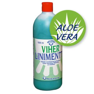 Viherlinimentti double acting ointment