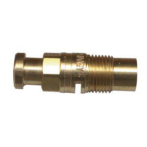 Universal button valve