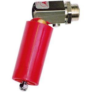 Adjustable pipe valve
