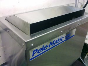 Pele-Matic Smart 100 for Pipe Line milking systems