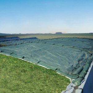 Zill silage protection covers