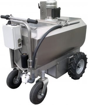 Milk mover – easiest milk transport for calfs