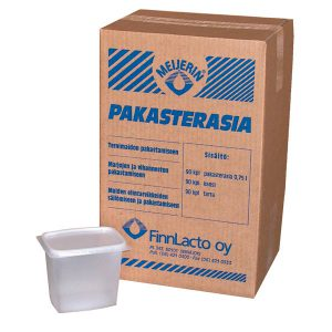 Reusable Boxes for raw milk, berries etc.