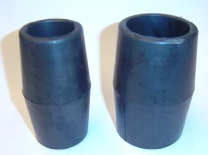 Suorat kumimuhvit 38 ja 51 mm