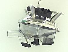 Orbiter 350 cc -keskuskappale