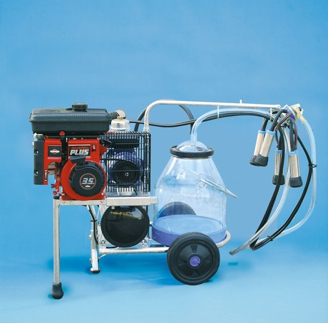 Lypsykärry bensa- ja sähkökäytöllä