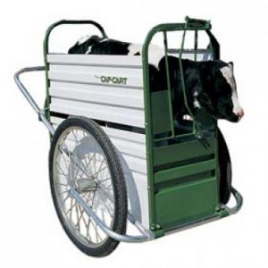 Cart to make calves mobile