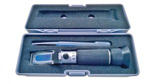 LAC-Brix refractometer