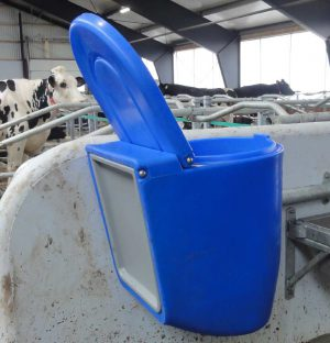 PitStop feeder for Extra minerals