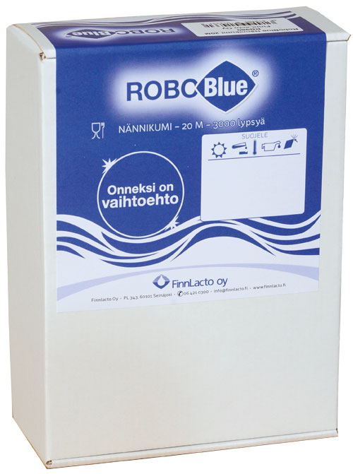 RoboBlue®- nännikumi 20M