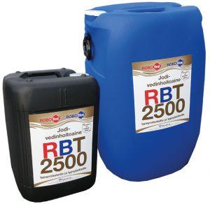 Vedinhoitoaineet RoboBlue®