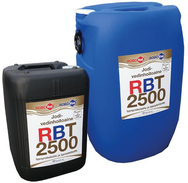 RBT 2500 Jodi vedinhoitoaine