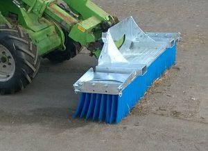 Remac basic sweeper – Listaharja