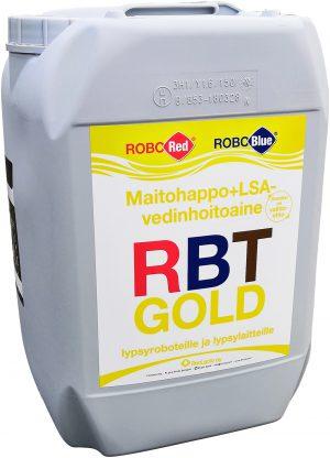 RBT Gold – Maitohappo ja salisyylihappo