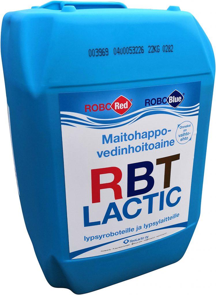 RBT Lactic – maitohappo vedinhoitoaine