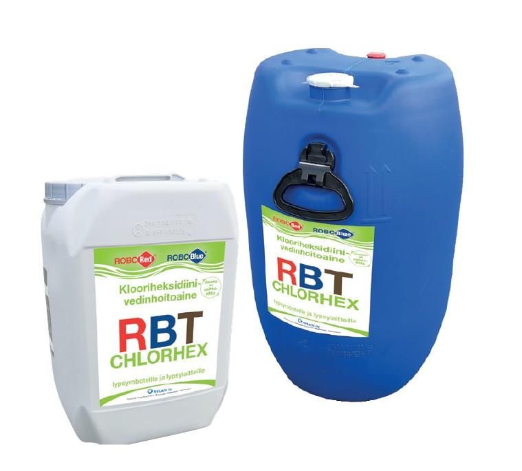 RBT Chlorhex- Klooriheksidiini vedinhoitoaine