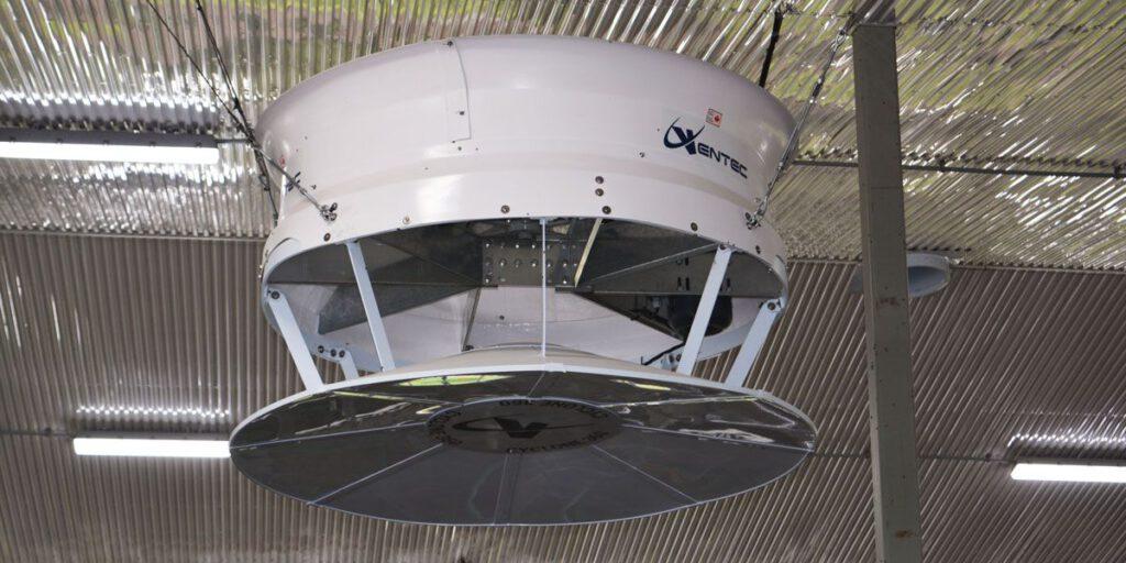 Bioret – Cyclone 360 tuuletin