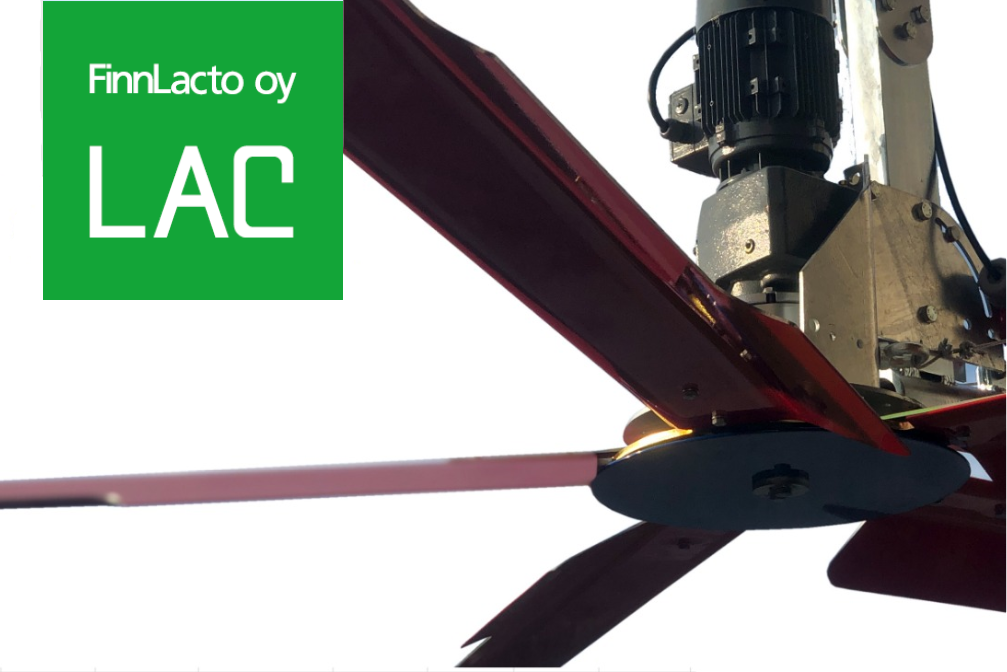 LAC®- Helikopterituuletin