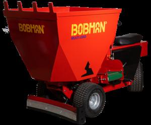 Bobman MULTILOAD – kuivituskone