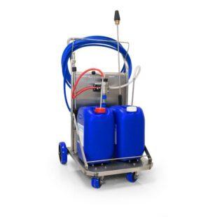Intra Hygiene Trolley- pesukärry